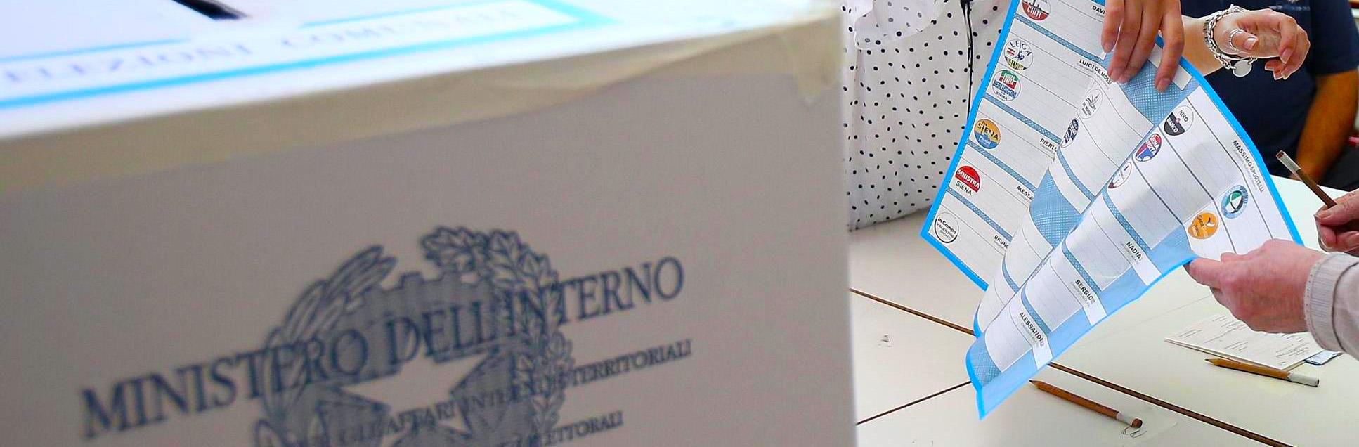 Disposizioni su modalità precauzionali e di sicurezza per la raccolta del voto