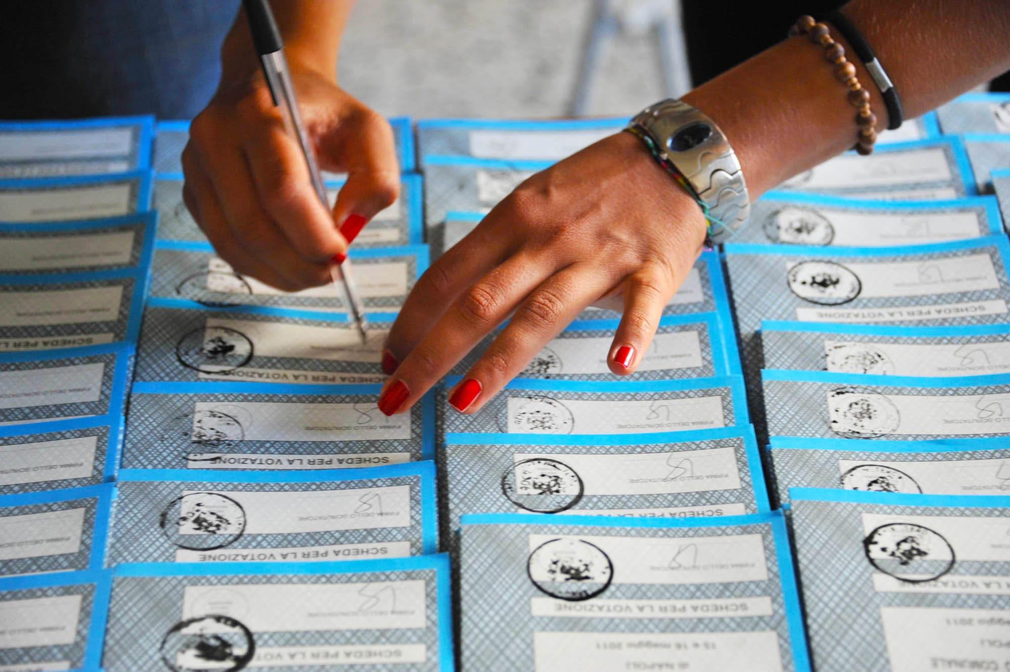 Nomina degli Scrutatori elezioni amministrative del 03/10/2021