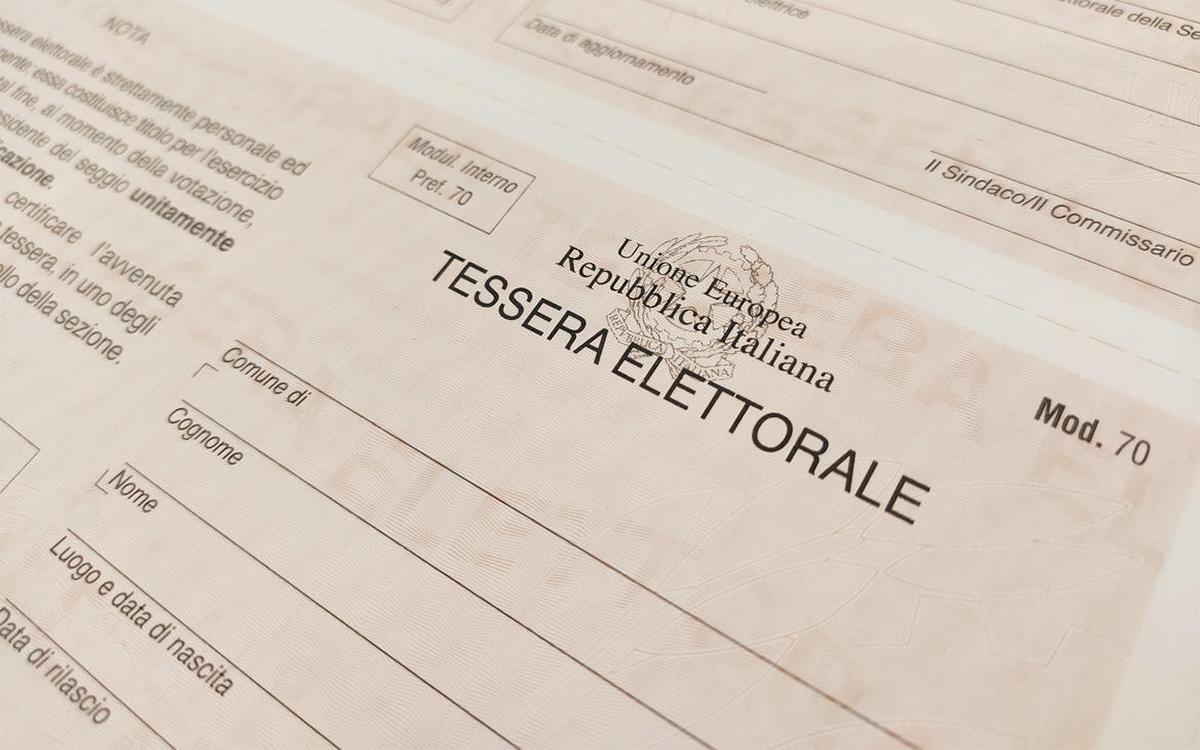 Orari Ufficio Elettorale dal 28 settembre al 4 ottobre 2021