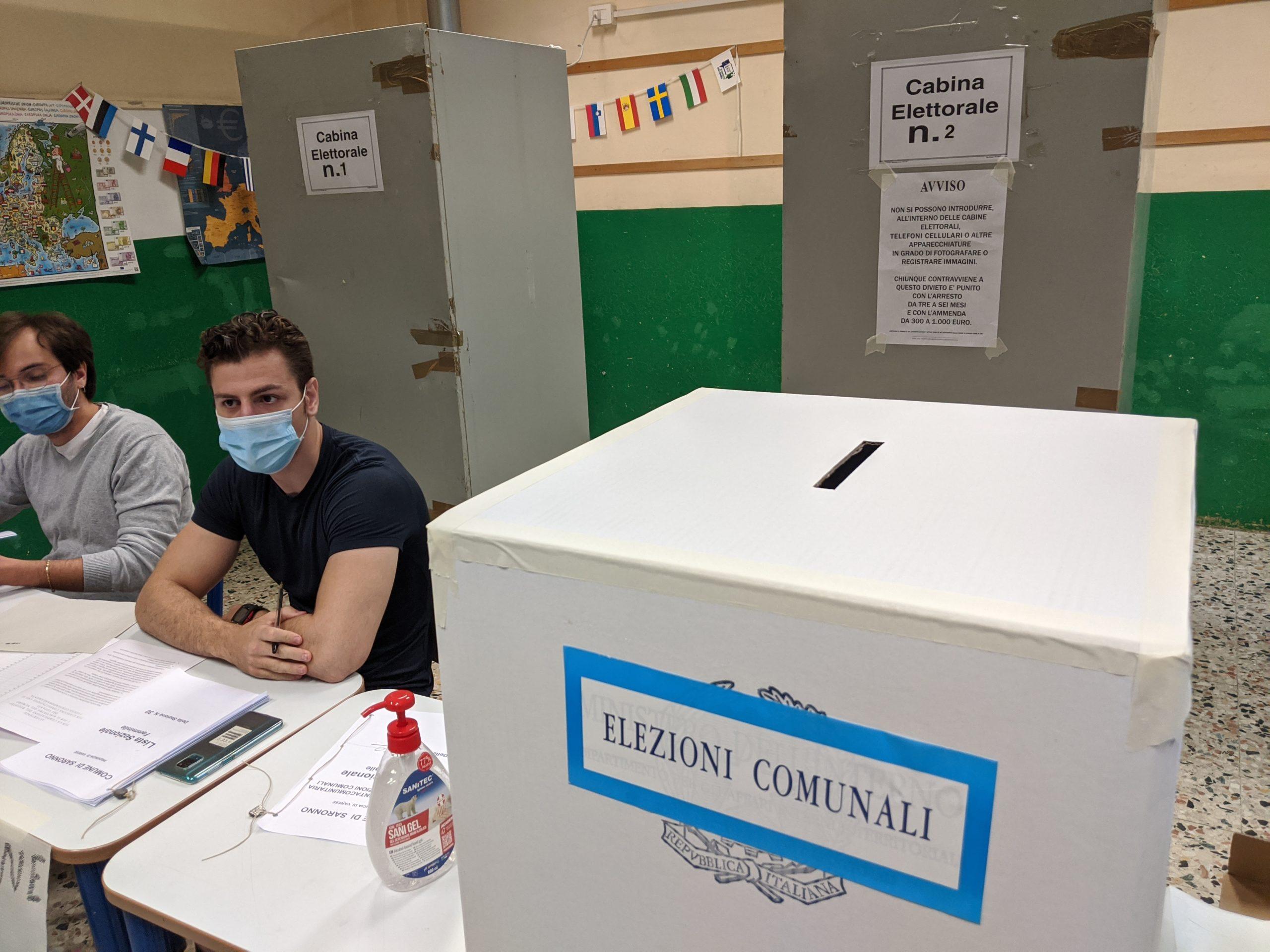 Modulo per la domanda di iscrizione nell'albo degli Scrutatori di seggio elettorale